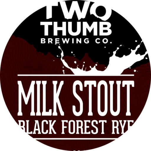 Milk Stout 150mm 3