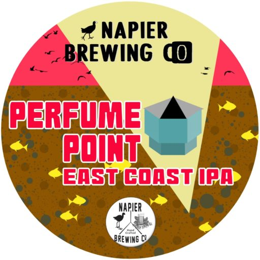 Tap Badge Perfume Point East Coast IPA Final 2018 002