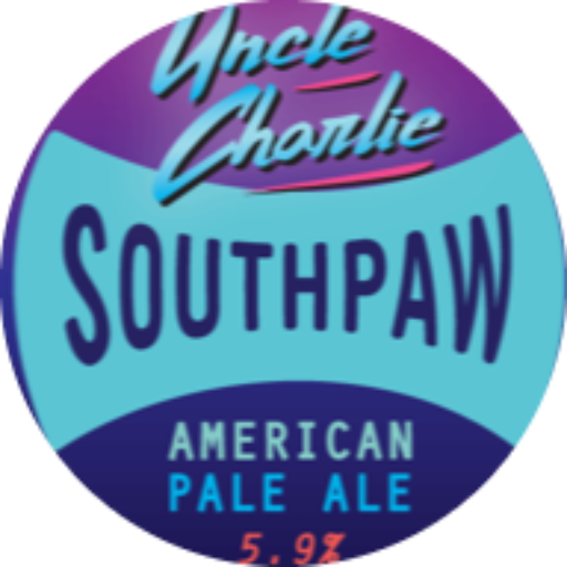 Uncle Charlie Tap Badge Web