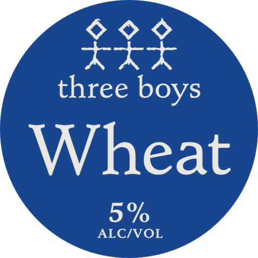 Wheat Tap Badge