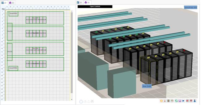 Data Center Visualization