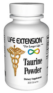 Taurine is a conditionally essential amino acid produced from cysteine by the body and found abundantly in the body, particularly throughout the excitable tissues of the central nervous system, where it is thought to have a regulating influence. However, taurine