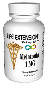 Melatonin increases the speed of  falling asleep and adds to the quality of sleep. It also has a strong antioxidant property and  is important for protecting cellular DNA.   Benefits  at a Glance  Restores optimal sleep.  Promotes a balanced circadian rhythm