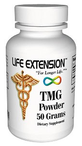 TMG Powder | Net Wt. 50 g (0.11 lb. or 1.76 oz.)