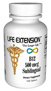 Vitamin B12 is present in foods of animal origin, including dairy products and eggs. Thus, vegetarians are more susceptible to a dietary deficiency of this important nutrient.1 Likewise, vitamin B12 serum concentrations are reported to be significantly lower in elderly