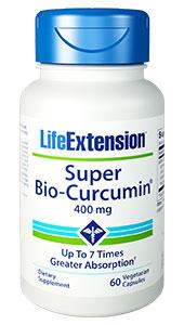Super Bio-Curcumin® | 400 mg, 60 vegetarian capsules