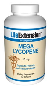 Mega Lycopene | 15 mg, 90 softgels