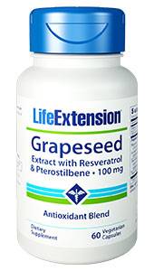 The Grapeseed Extract  with Resveratrol &