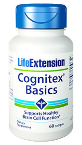 Cognitex® Basics | 60 softgels