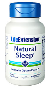 Natural Sleep® | 60 vegetarian capsules