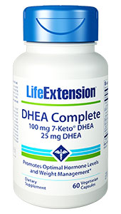 DHEA is your bodys most abundant  circulating hormone. 7-Keto DHEA is a natural metabolite of DHEA which is  ideal for weight management. Supplementing for healthy DHEA levels can help  support immune function, circulatory health, mood and well-being, healthy body  weight