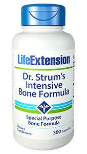Strong bones are essential for an active, healthy lifestyle, especially as you age. Unfortunately, hormonal changes and other age-related factors result in an inevitable decline of bone tissue  unless you take proactive steps to support bone health.Life Extension