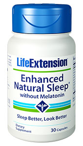 Enhanced Natural Sleep® without Melatonin | 30 capsules