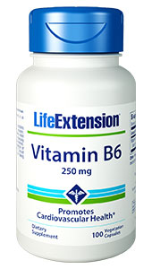 Vitamin B6, or pyridoxine, is an important component of the coenzyme PLP, which metabolizes amino acids.1-4 Because of its amino acid transfer ability, the body can produce non-essential amino acids from available amino groups, as well as metabolize protein and