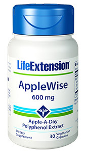 AppleWise | 600 mg, 30 vegetarian capsules
