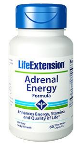 Adrenal Energy Formula | 60 vegetarian capsules