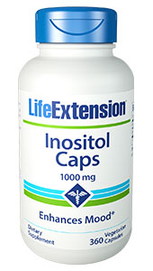 Inositol is a key intermediate of secondary messengers and a primary component of cellular membrane phospholipids which is involved in a number of biological processes. Inositol has been found to be essential for calcium and insulin signal transduction, and serotonin