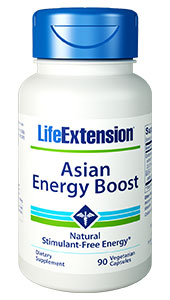 Asian Energy Boost | 90 vegetarian capsules