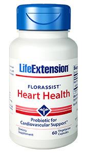 FLORASSIST® Heart Health | 60 vegetarian capsules