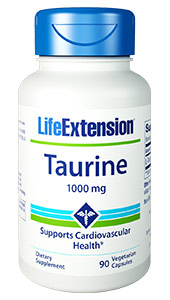 Taurine is one of the most abundant intracellular amino acids in the human body. Produced from the conditionally essential amino acid L-cysteine, researchers have described it as ""