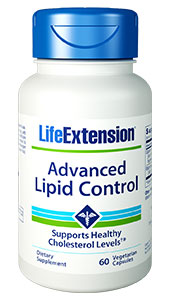 Advanced Lipid Control | 60 vegetarian capsules