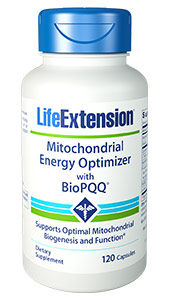 Mitochondrial Energy Optimizer with BioPQQ® | 120 capsules