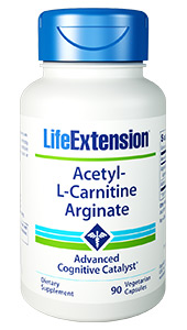 A major cause of aging is a reduction in the energy-producing components of the cell, resulting in reduced cellular metabolic activity, and the accumulation of cellular debris.1-7 L-carnitine helps maintain cellular energy metabolism by assisting in the transport of fatty