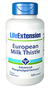 Promotes  healthy liver function    European Milk Thistle with  Advanced Phospholipid Delivery is a potent weapon to support liver  health. Milk thistle optimizes liver function and supports the body'