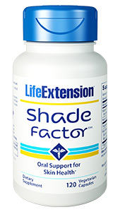 Shade Factor™ | 120 vegetarian capsules