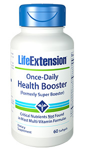 Life Extensions Once-Daily Health Booster