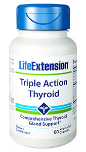 A healthy thyroid gland not only acts as the body'