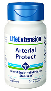 Arterial Protect is a patented, scientifically validated oral  formulation of Pycnogenol&reg