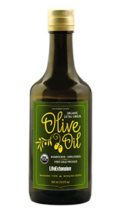 Certificate of Analysis / Polyphenol Content            Not all olive oil is the same. Life Extensions unfiltered, cold-pressed California Estate Organic Extra Virgin Olive Oil comes from USDA certified organic olives grown without pesticides, hand-picked at the peak of ripeness, and