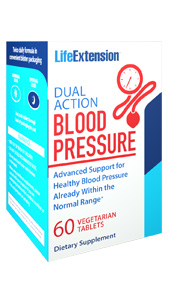 Dual Action Blood Pressure | 60 vegetarian tablets