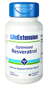 Optimized Resveratrol | 60 vegetarian capsules