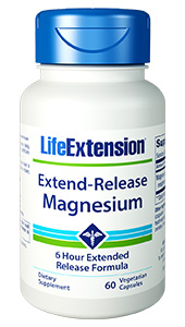 View Full Size×Close    Your  body needs the trace mineral magnesium for more than 300 essential biochemical  reactions, but most of us dont get enough magnesium from dietary sources  alone. Extend-Release  Magnesium is formulated with magnesium oxide for