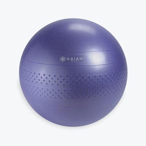 GAIAM Ball Purple