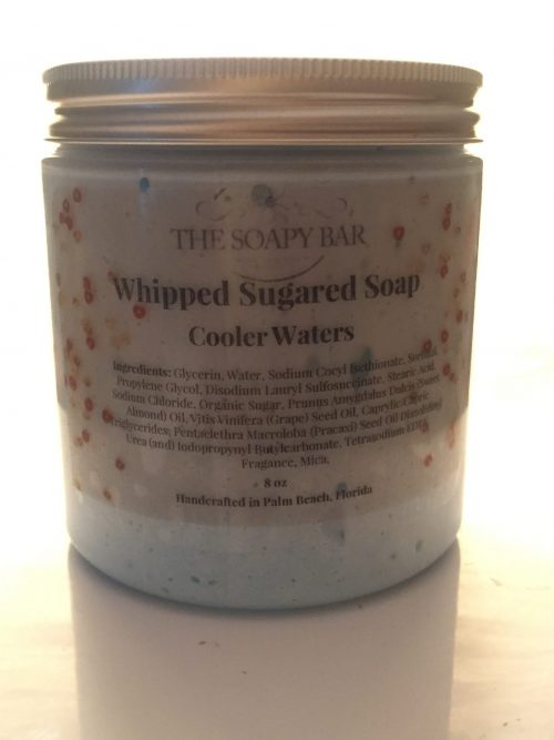 Cooler Waters Whipped Sugared Scrub