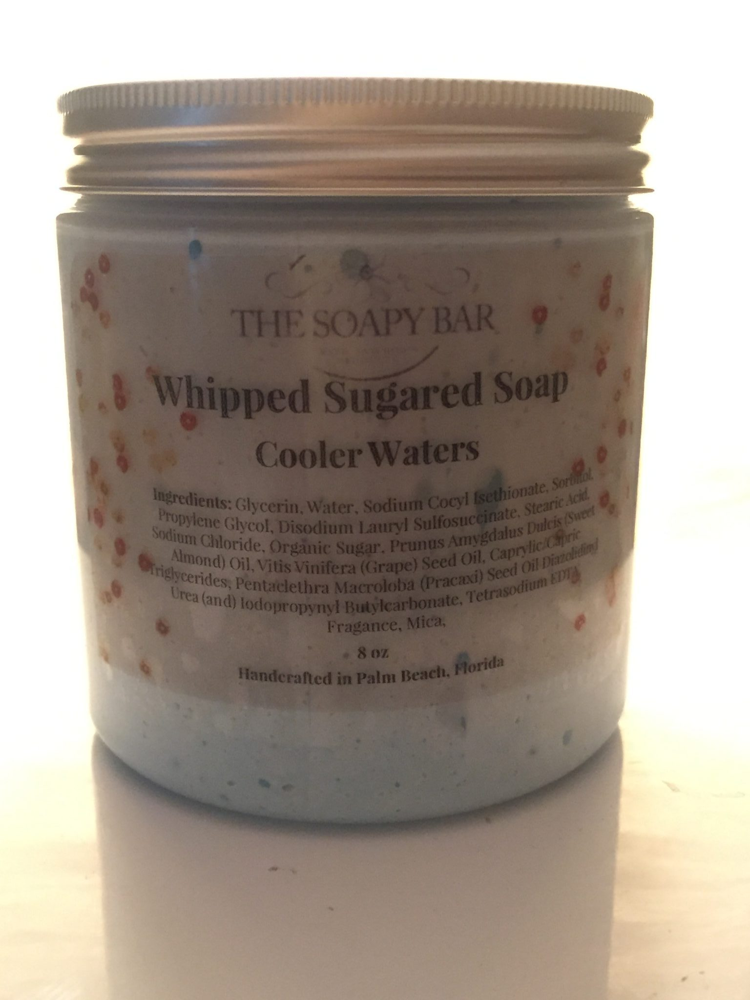 Cooler Waters Whipped Sugared Soap