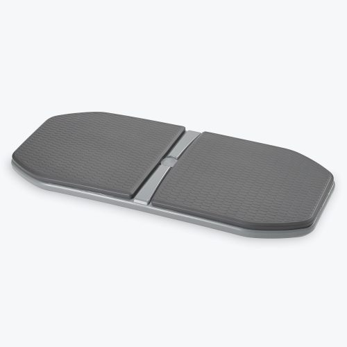 Evolve Balance Board challenges the stabilizing muscles of the back, core and legs while you work