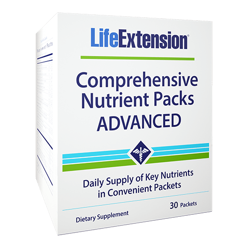 Comprehensive Nutrient Packs ADVANCED | 30 packets