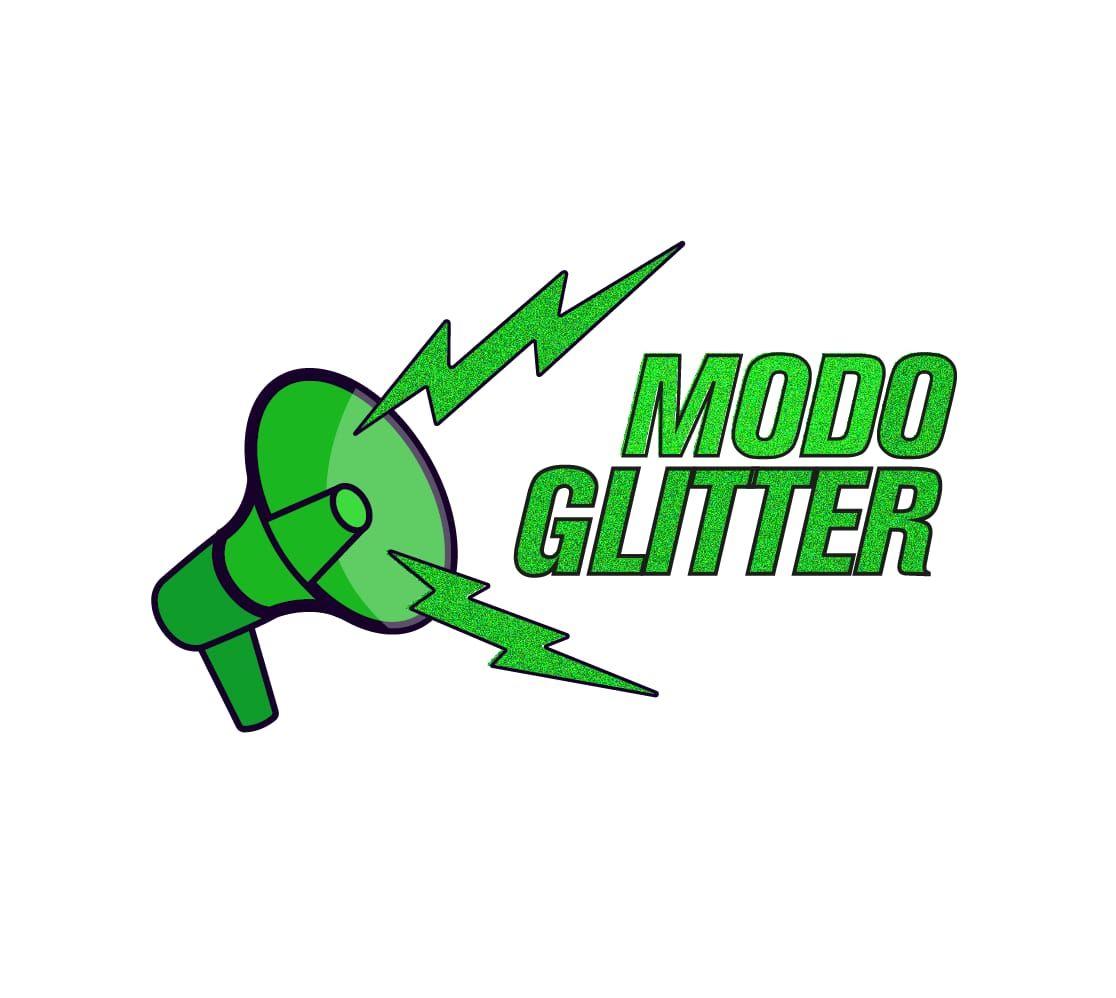 Megáfono verde logo de nuestra radio