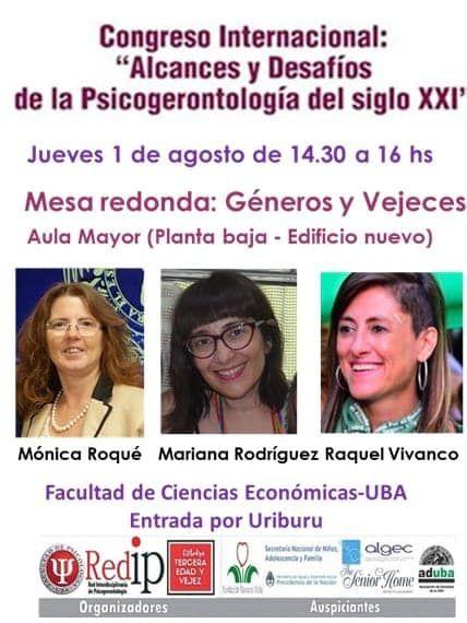 3 mujeres Monica Roque, Mariana Rodriguez y Raquel Vivanco