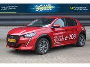 Peugeot 208 New E ALLURE 2.000,- SUBSIDIE 136 PK 8% BIJTELLING! / DEMO DEAL!