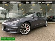 Tesla Model 3 - Long Range Performance 4% bijtelling tot 10-2024 -
