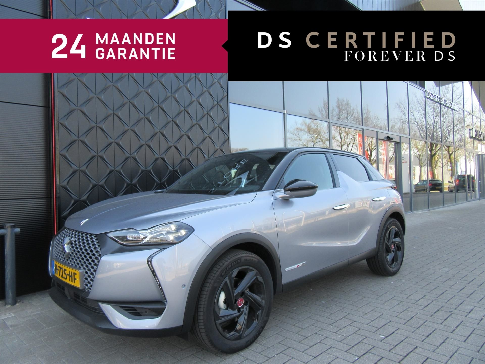 DS 3 Crossback E-TENSE 50 kWh Perf. Line FULL ELECTRIC LUXE!