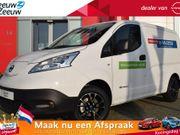 Nissan E-NV200 Business 40 kWh 8% BIJTELLING | Navigatie | Achteruitrijcamera | Lichtmetalen velgen | Stoel en stuurverwarming | Climate Control |