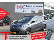 Renault Zoe Q90 Intens Quickcharge 41 kWh Navigatie/Climate controle/Cruise controle/Achteruitrij camera/Keyless/Ex. BTW A.s. zondag alle filialen geopend (m.u.v. Mizarstraat)