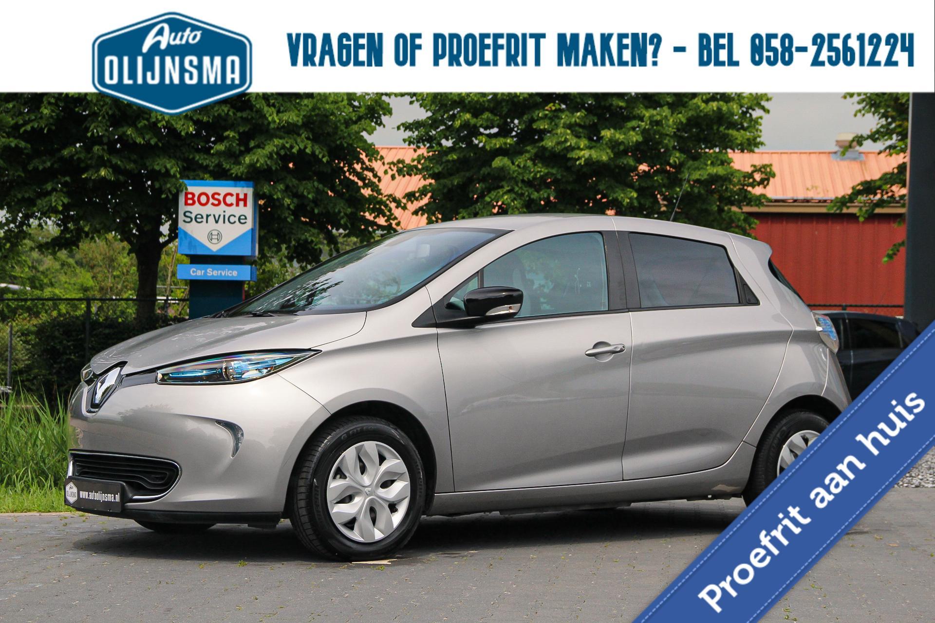 Renault Zoe R90 Entry 22 kWh|Clima|Navi|AccuHuur