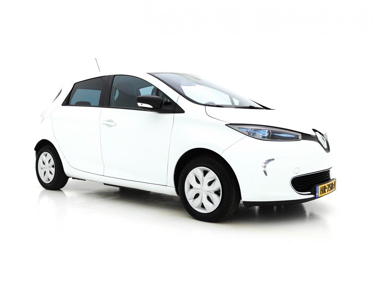RenaultZoe - Q210 Zen Quickcharge 22 kWh Aut (LEASE ACCU) (EXCL-BTW) *LED+NAVI+ECC+PDC